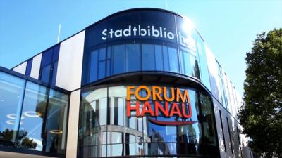 Das Forum Hanau