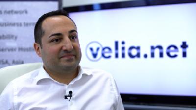 Zu Besuch bei velia.net